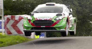 Watch WRC Rally Germany!