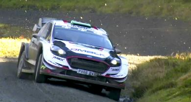 WRC United Kingdom. Watch Now!