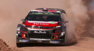 WRC Mexico. Watch now!