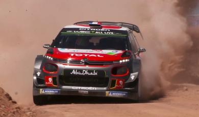 WRC Mexico. Watch now! main photo