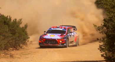 Watch WRC Mexico!