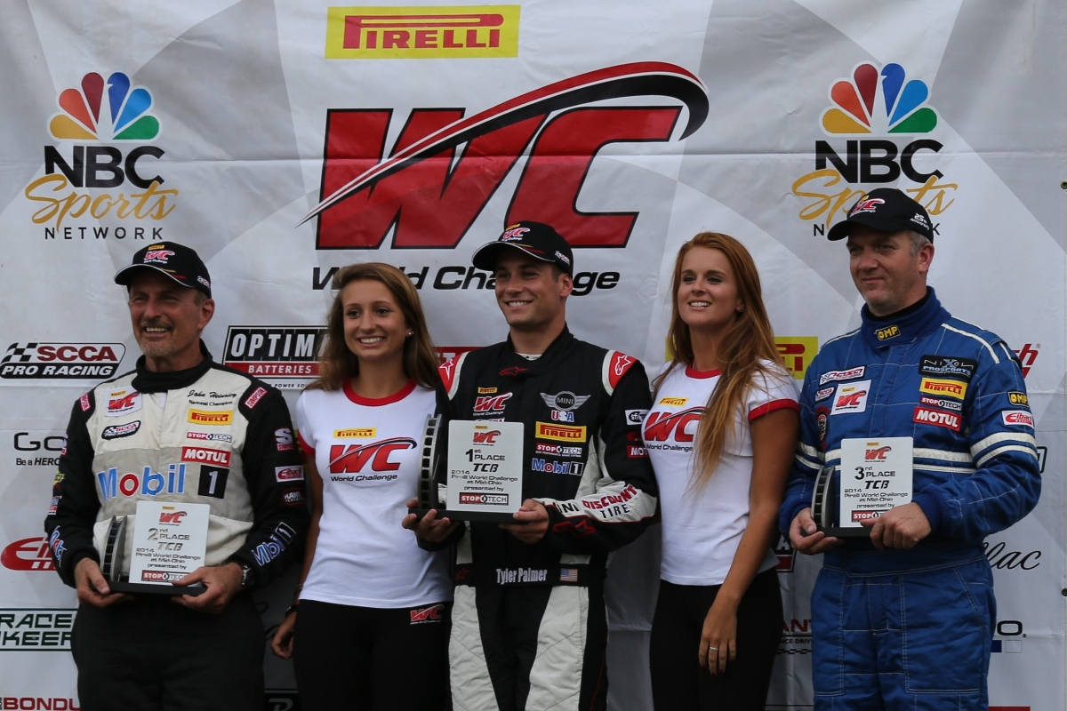 Yet another successful PWC weekend for Racing.ca team at Mid-Ohio main photo