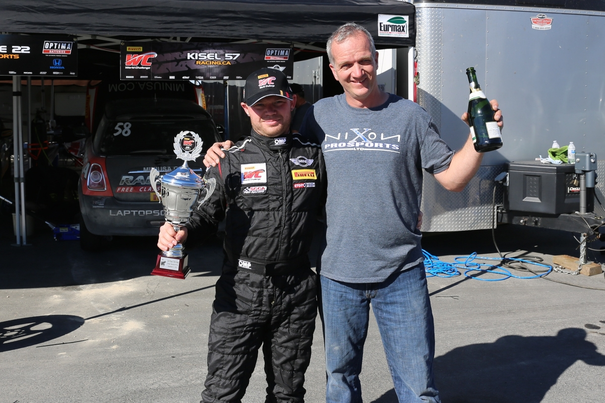 Kisel rounds off PWC season with 2 podium finishes main photo