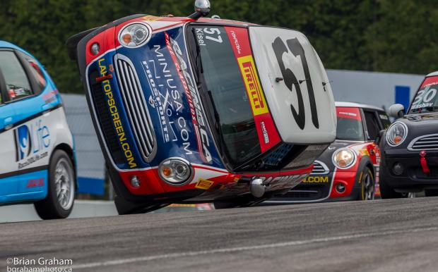 Glenn Nixon Wins at Pirelli World Challenge CTMP Grand Prix! photo